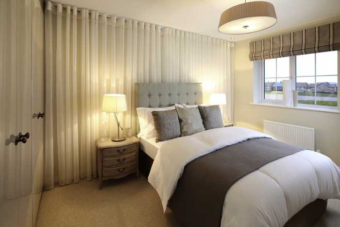 Shelford Bedroom Master