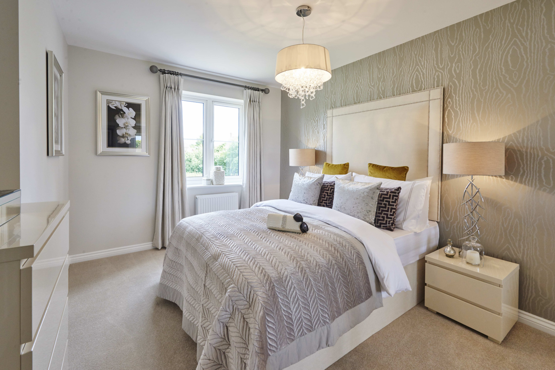 Shelford - Bourne View - Bedroom2