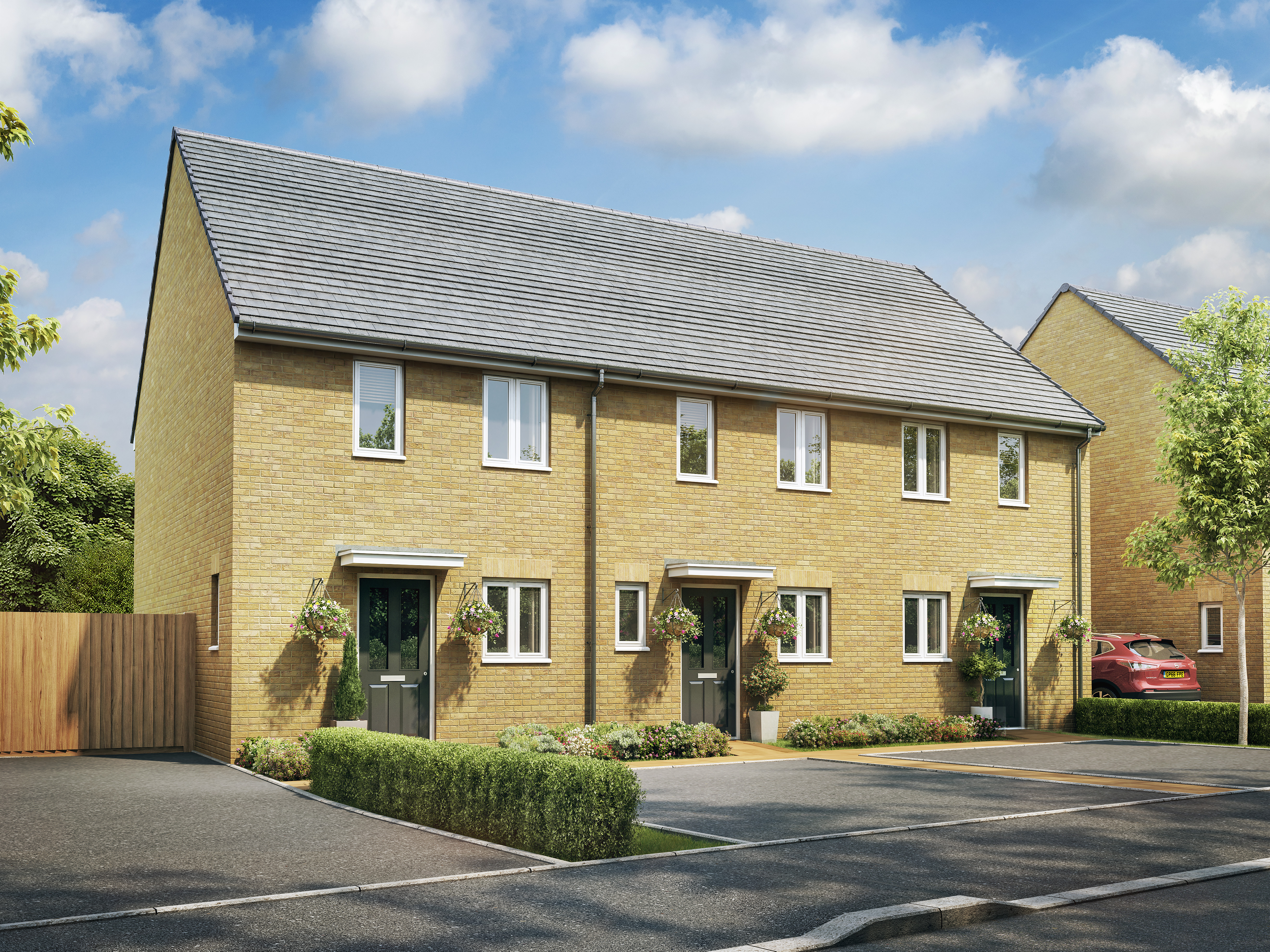 Canford TA25 Plots 78-80