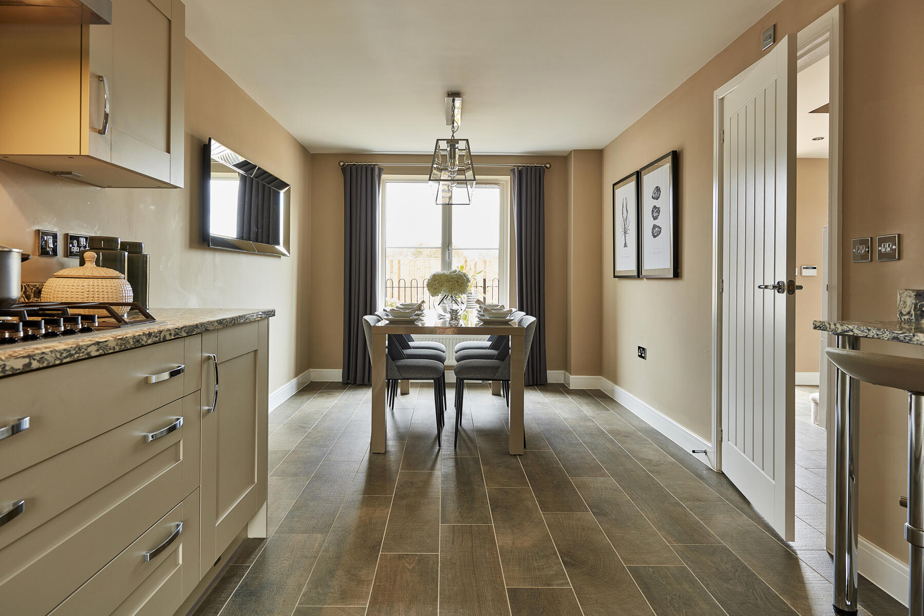TW OX Castle Grange_Banbury_NA43_Lanford_Kitchen_Dining