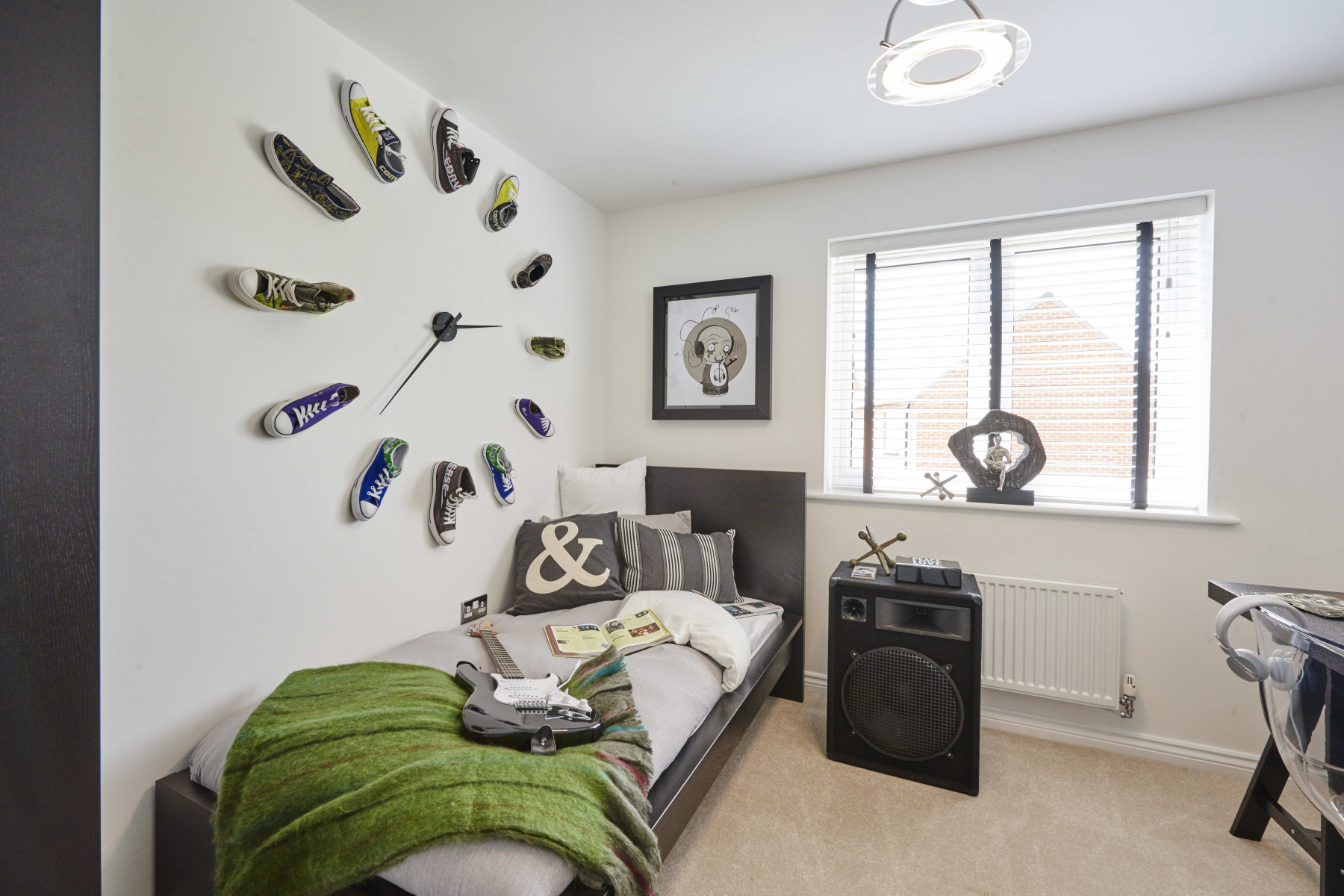 Shelford - Bourne View - Bedroom 3