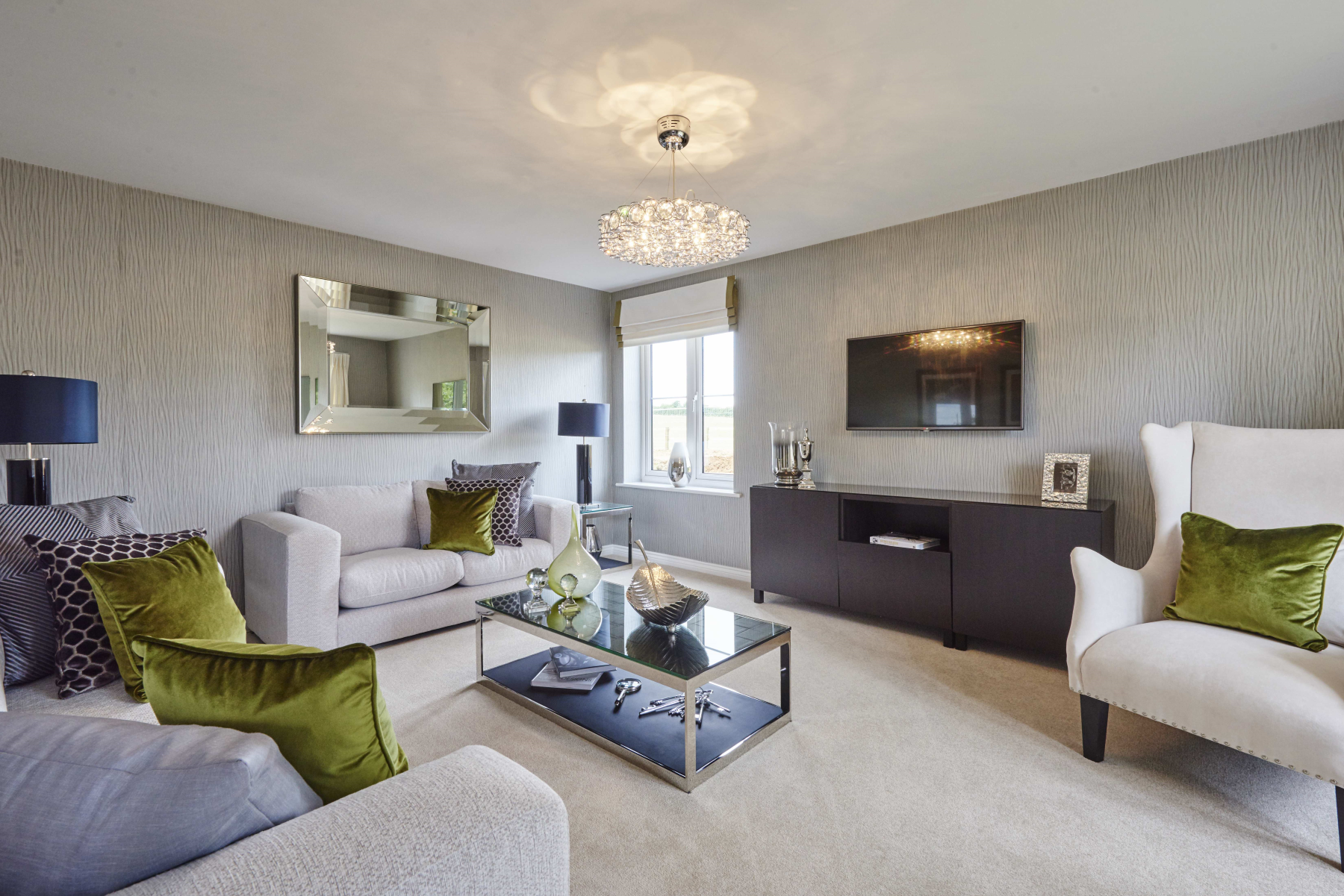 Shelford - Bourne View - Living Room