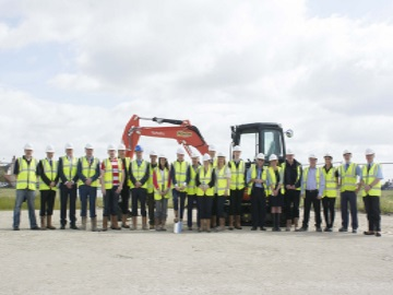 GWP - Ground Breaking Event - Group Picture - website