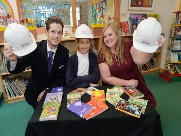 Taylor Wimpey - Willowcroft Community School - Book Donation website