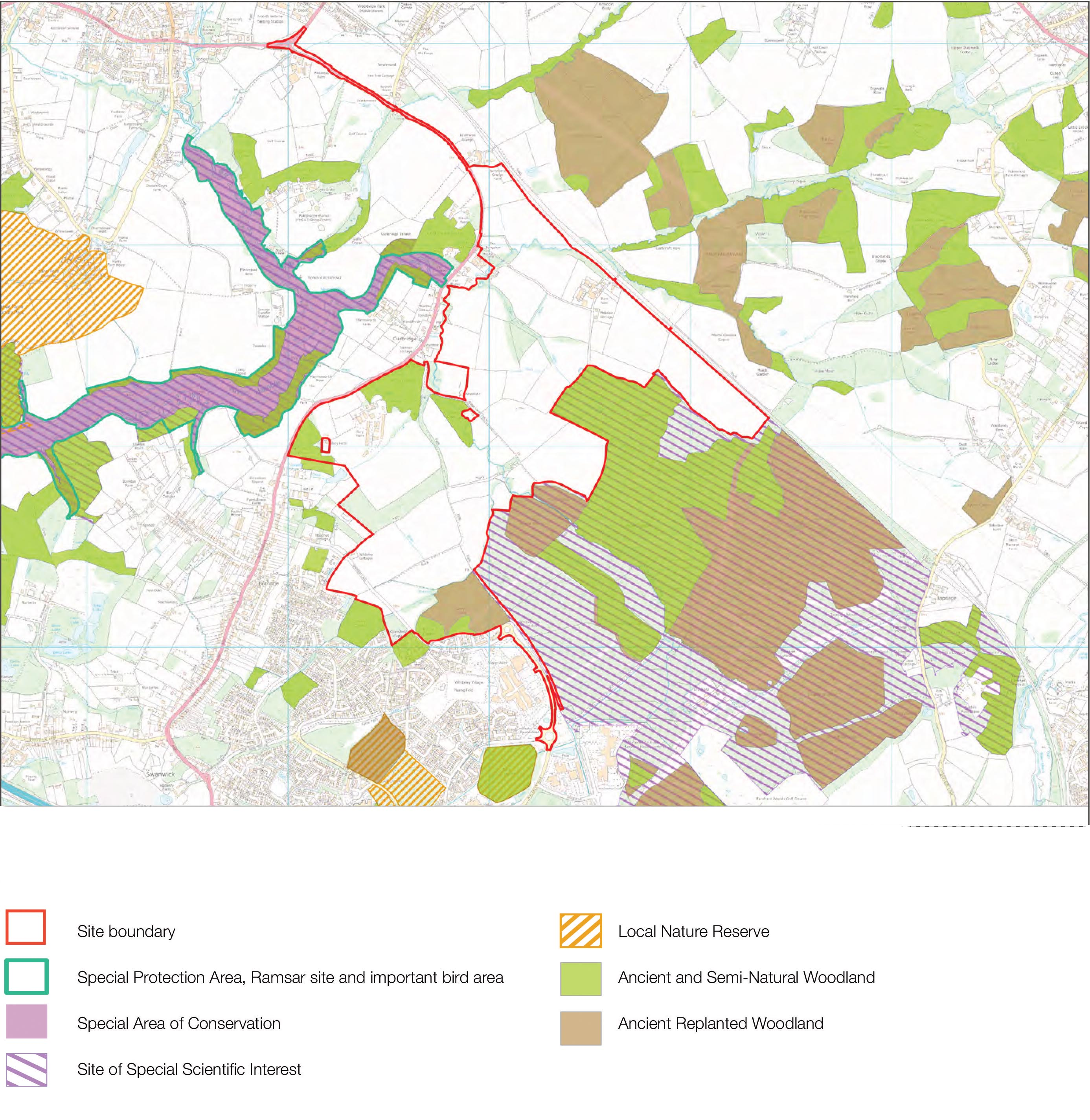 North Whiteley Landscape Plan