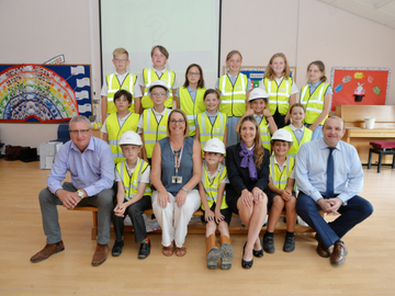 NEWS - TWSE - Site safety assembly