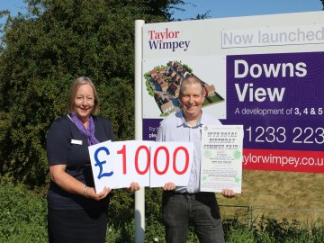 WEB - Downs View - Wye summer fair sponsorship