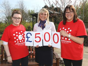 WEB - Image 2 - Taylor Wimpey - Demelza Hospice