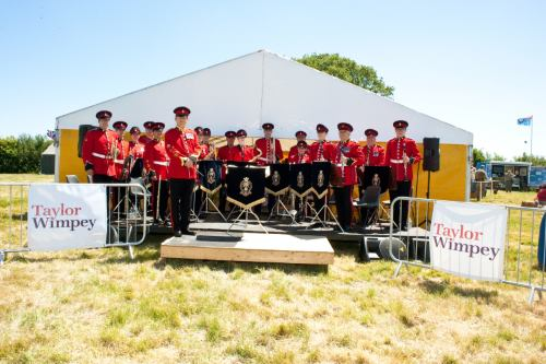 use - Taylor Wimpey - Folkestone and Ashford Military Festival