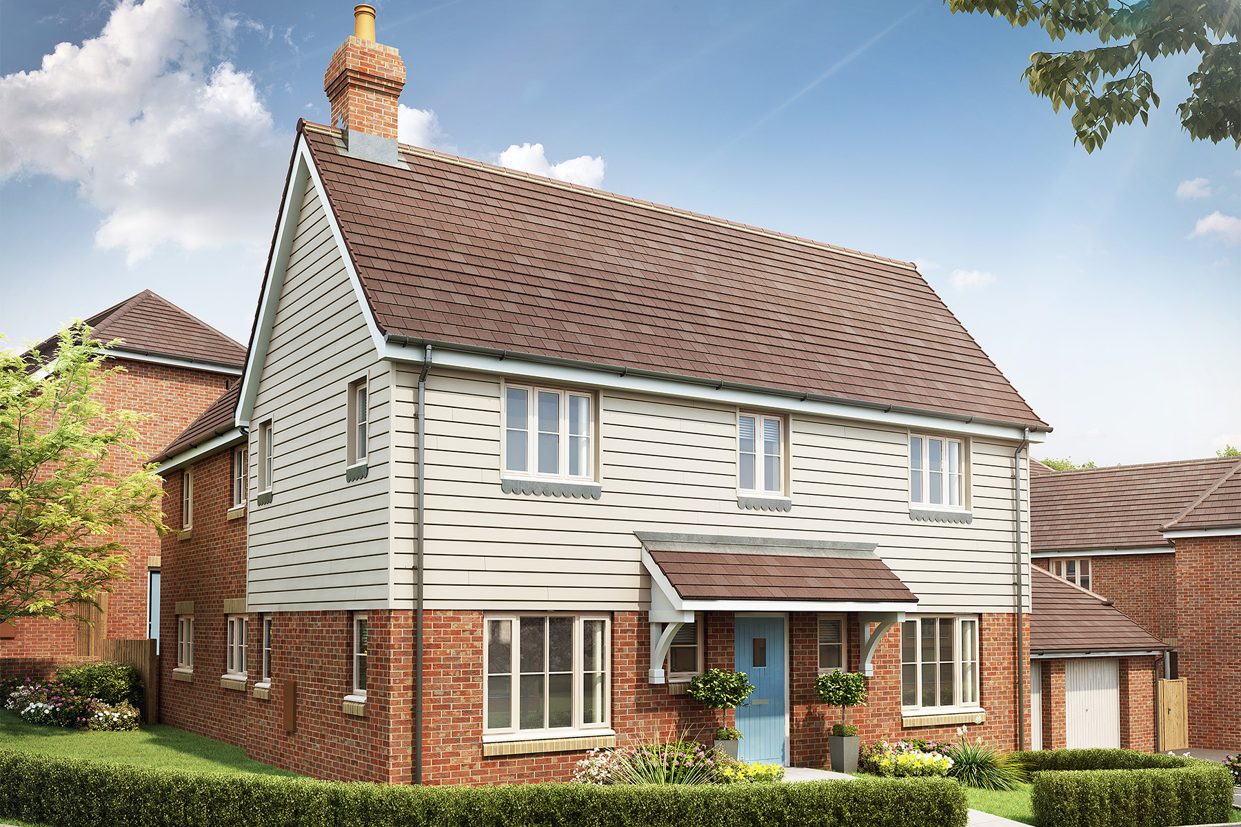 Aldington D - Plot 32