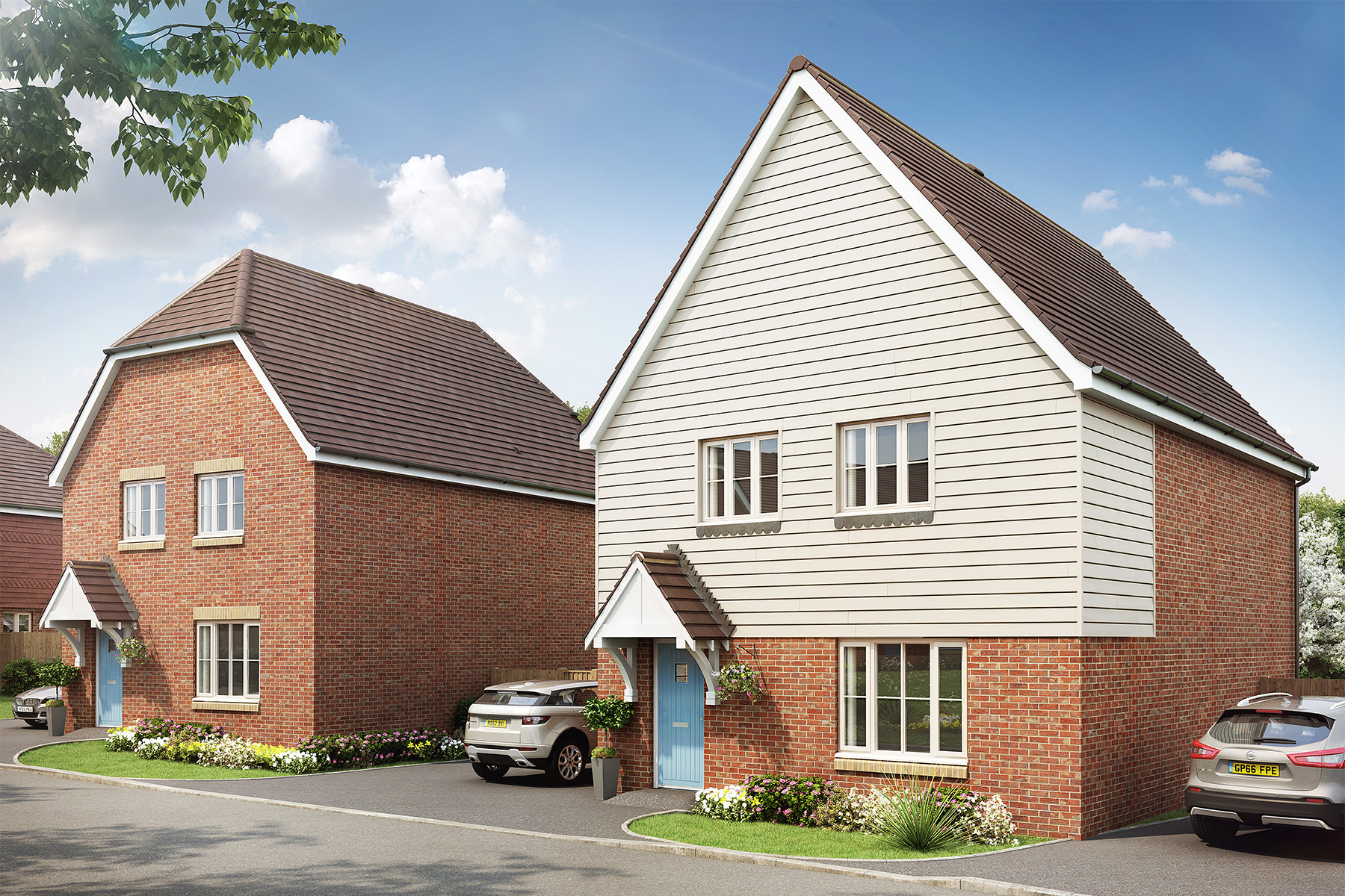 Newenden M - Plots 11-12