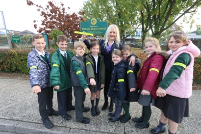 Taylor Wimpey - Walk to School - Holland Junior School (1)