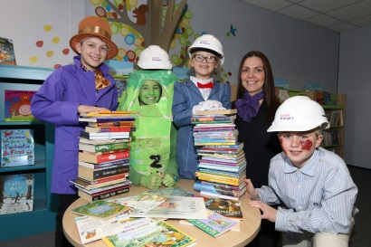 Taylor Wimpey - World Book Day - Holland Junior School