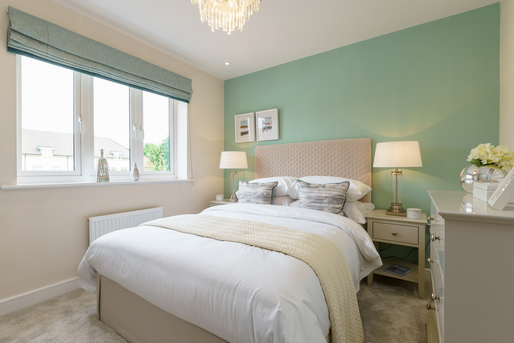 Royal Parade - Huxford - Bedroom 2