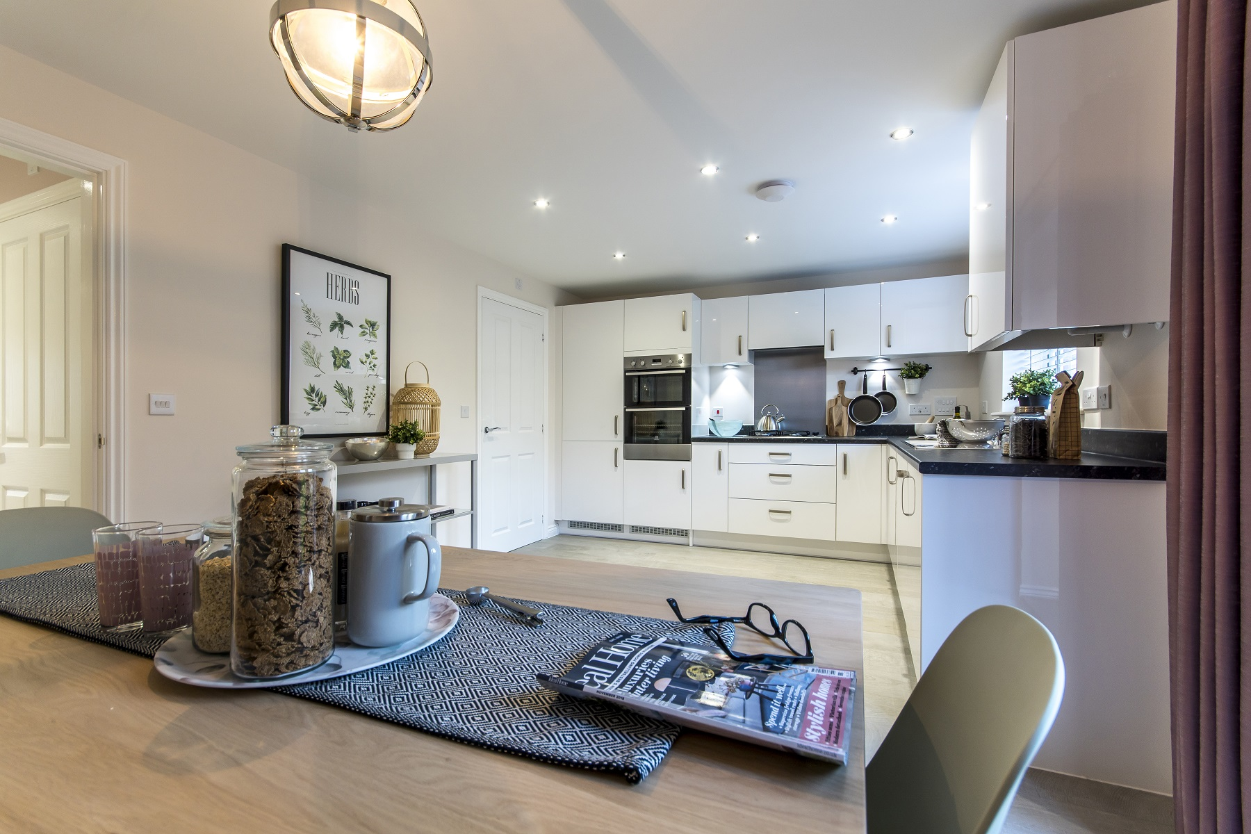 TWEM - Midford - Kitchen