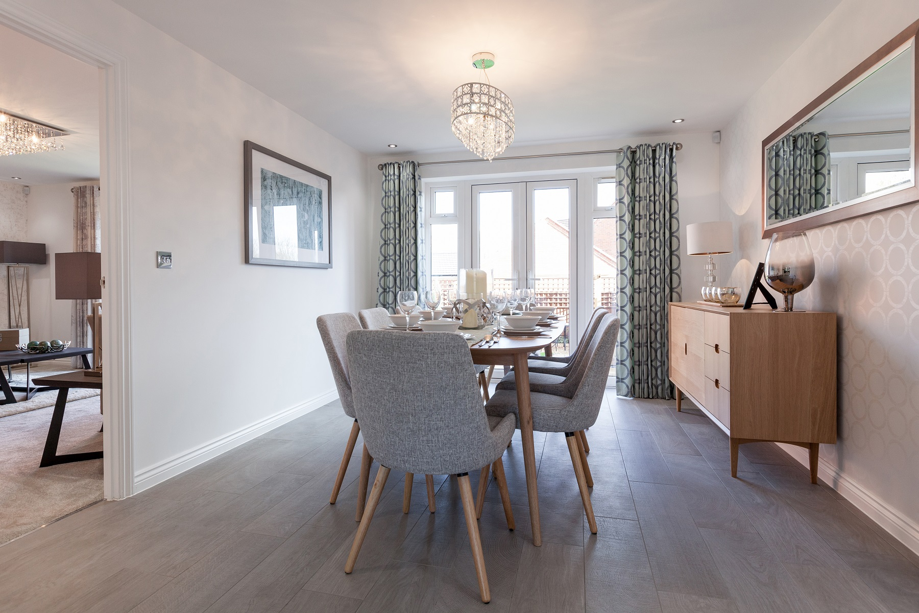 TWEM - Thornford - Dining Room