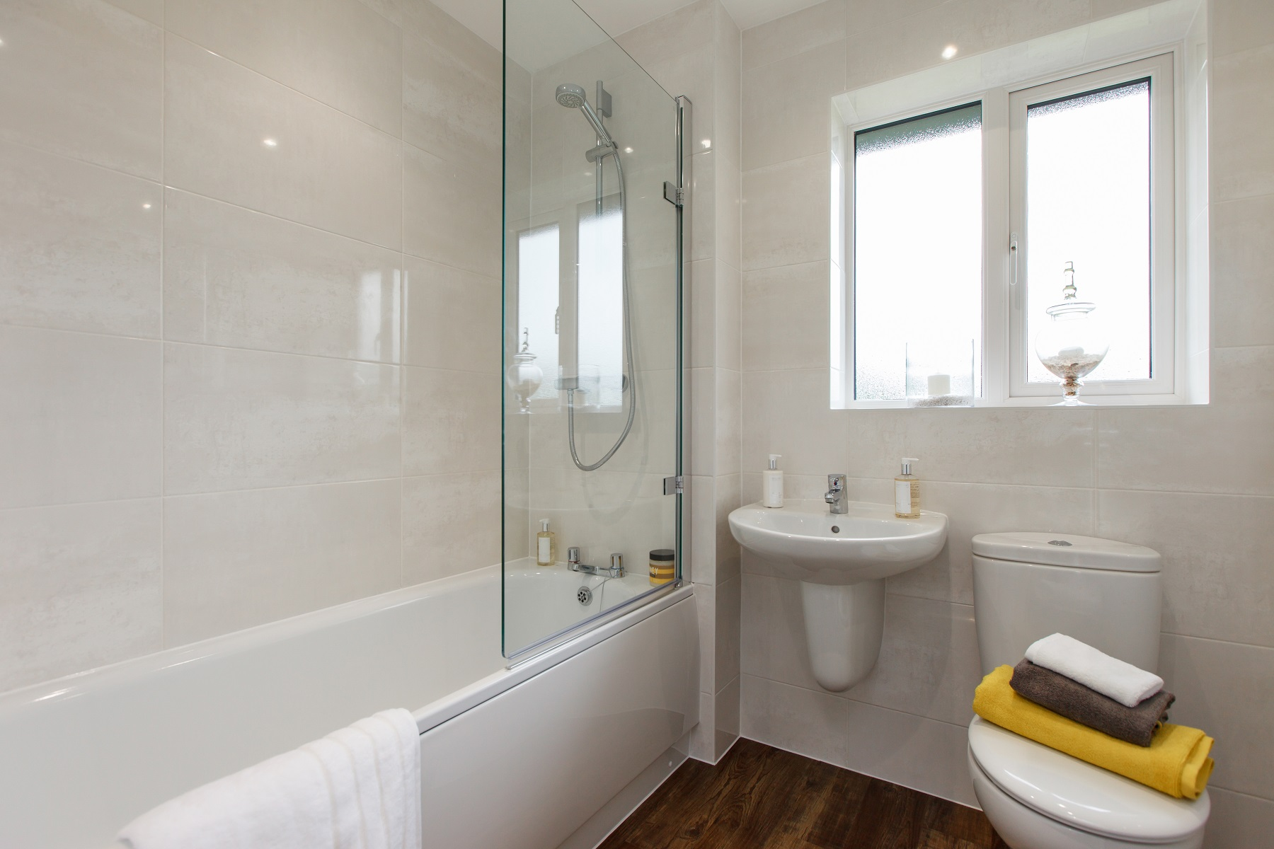 TWSW - Coach House - Bathroom