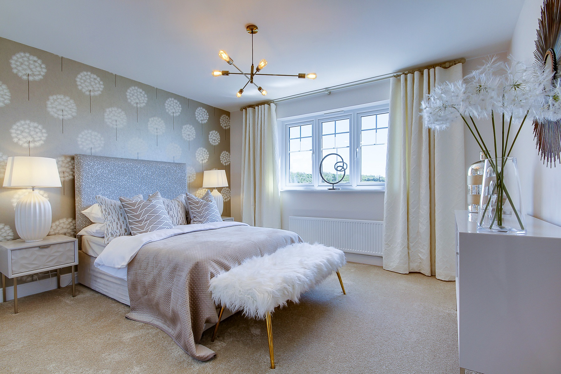 TWYO - Eastbury - Master Bedroom