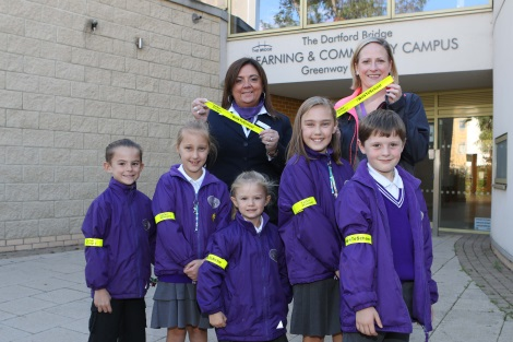 Image 1 - Taylor Wimpey - Walk to School - Dartford Bridge Community Primary School