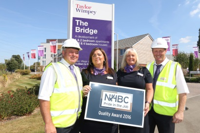 Taylor Wimpey - The Bridge - Gary Williams NHBC PIJ Award (2)