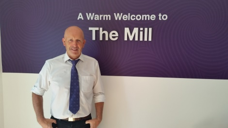 Taylor Wimpey - The Mill - Tony Donnelly - site manager