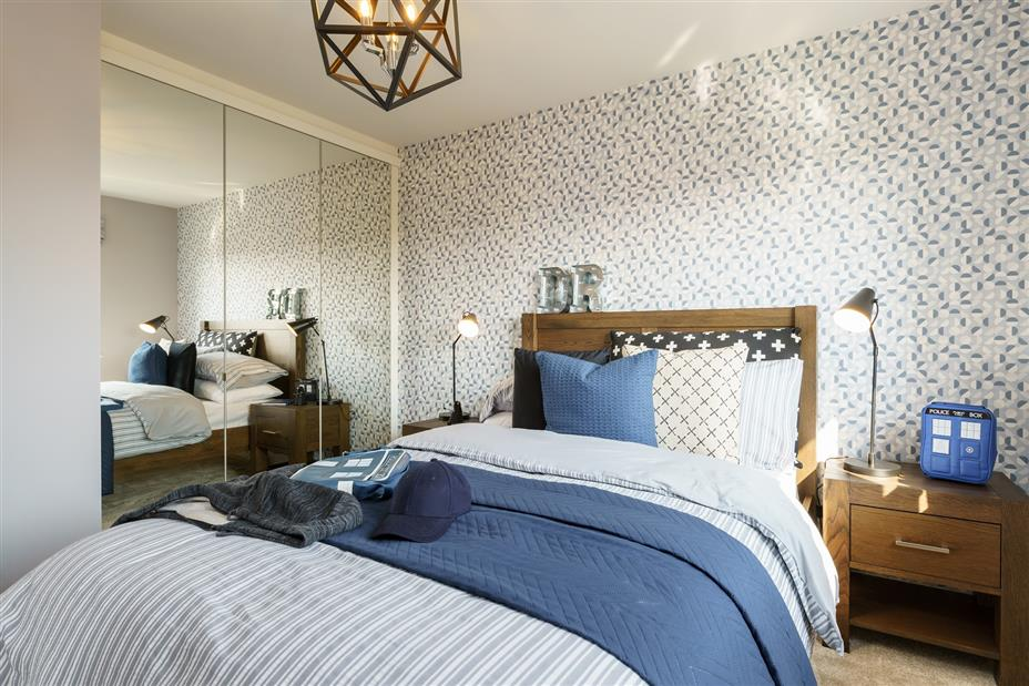 TWSM - Shelford - Bedroom 2