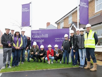 WEB Taylor Wimpey - Uckfield Community Technology College