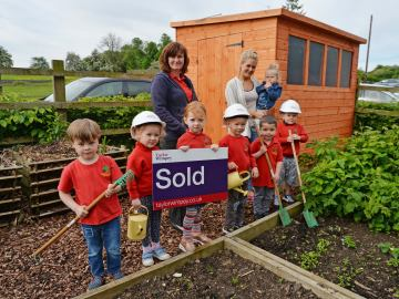 WEB - Chestnut Grove - Helmdon Avorns Pre School Donation - Image 1