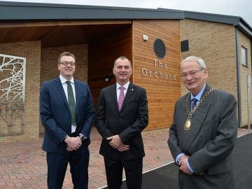 WEB - Taylor Wimpey - Kings Reach - Community Centre Handover - Image 1