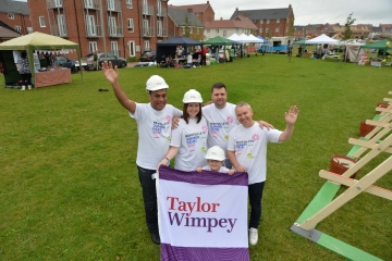 WEB Taylor Wimpey - Willow Lake Summer Fair Press Release - Image 1