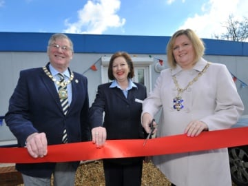 Willow Lake - Community Centre Opening web