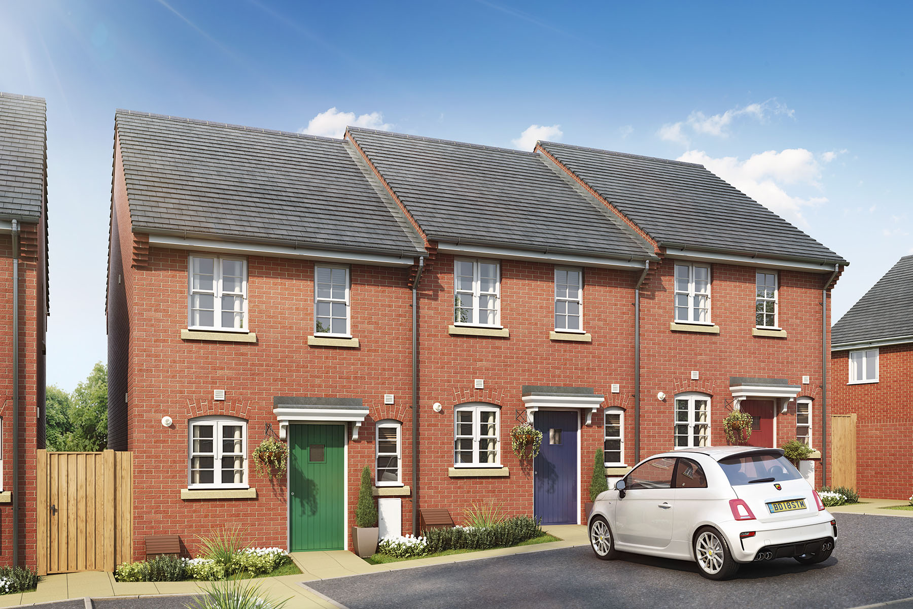 PA25 Canford - Plots 933-935