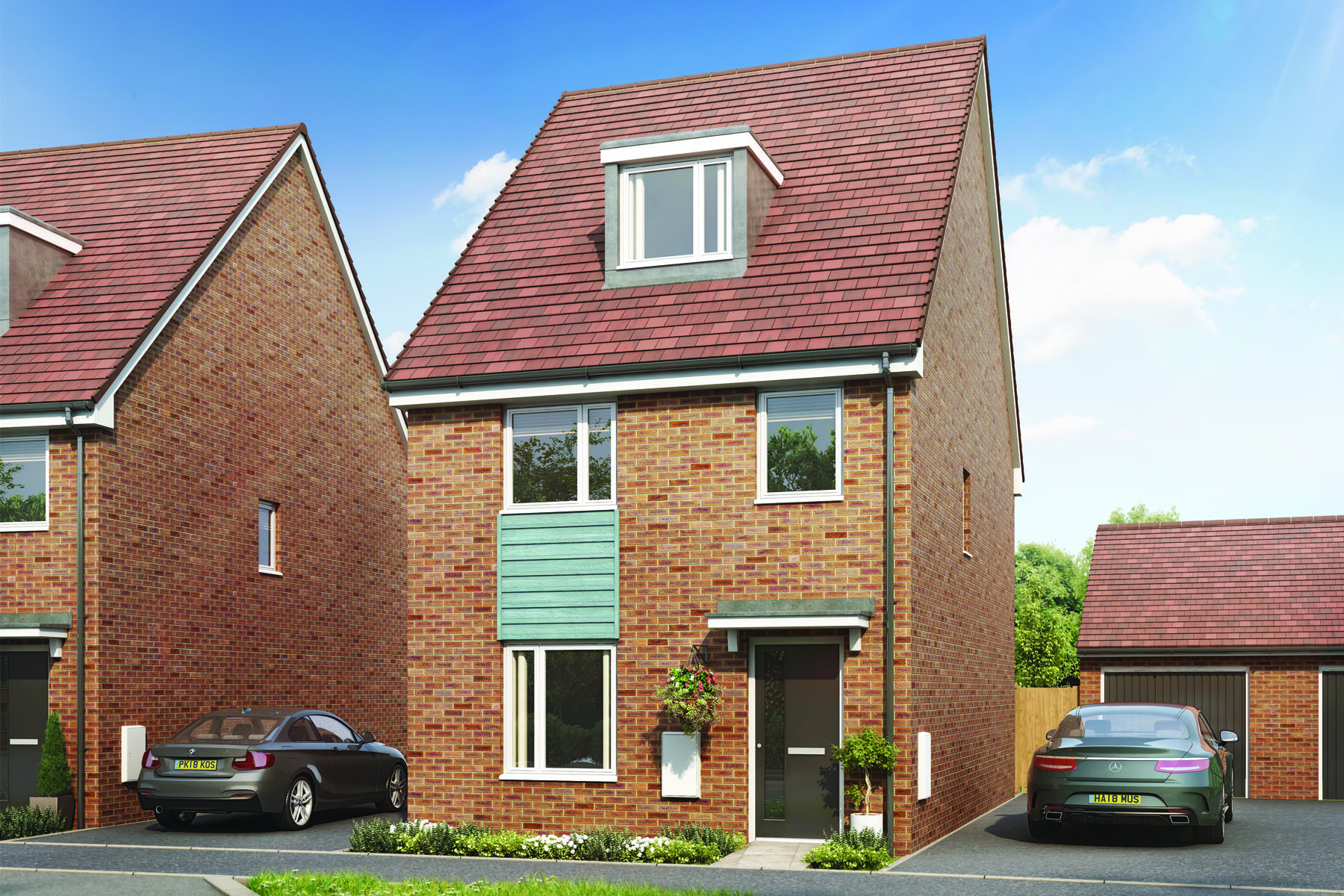 TB41 Easton - Plot 273