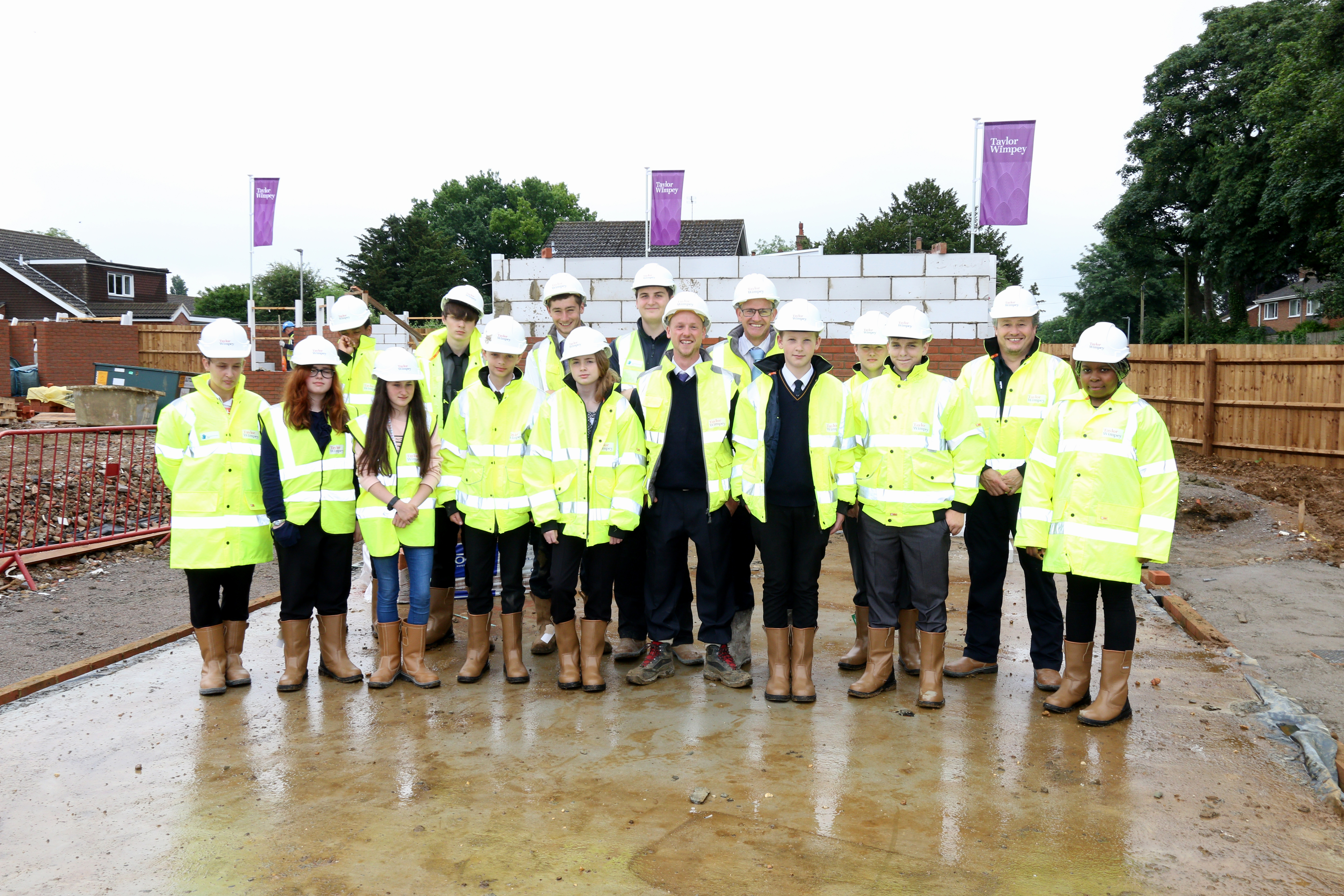 Taylor Wimpey - Bucks UTC at The Woodlands (1)