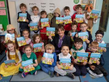 NEWS - TWSW - Cowbridge school visit Mar19