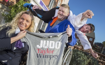 WEB Taylor Wimpey - Judo Sponsorship