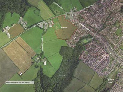 WEYCOCK CROSS AERIAL PLAN