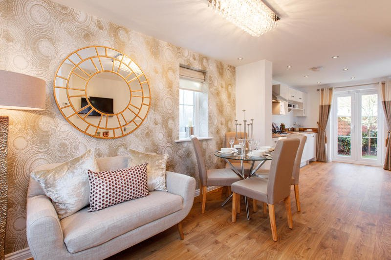 TW SW_Lysaght Village_Gosforth_Kitchen Dining 1 4