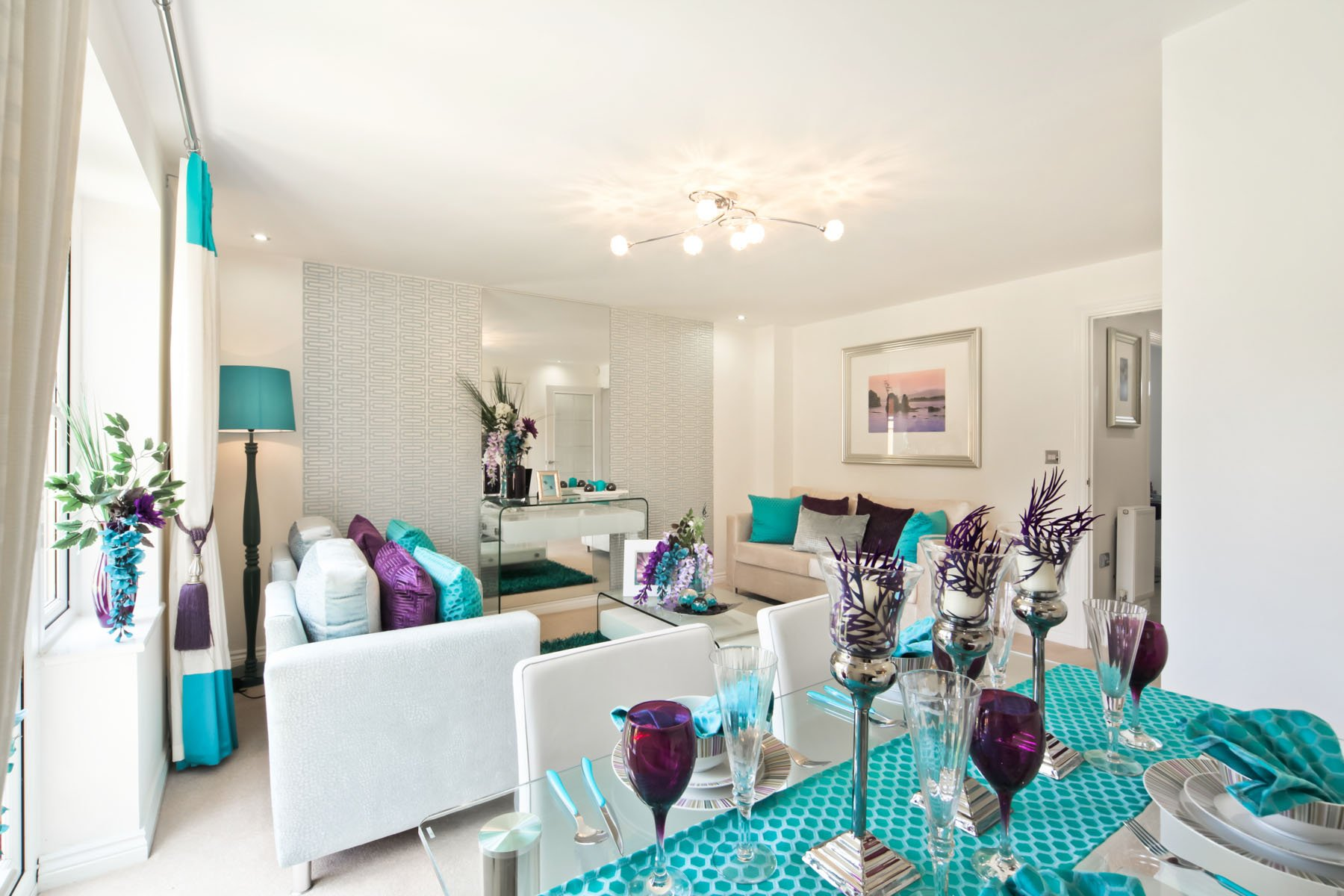 Chatsworth living dining