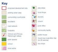 Chinnor Accessibility Key