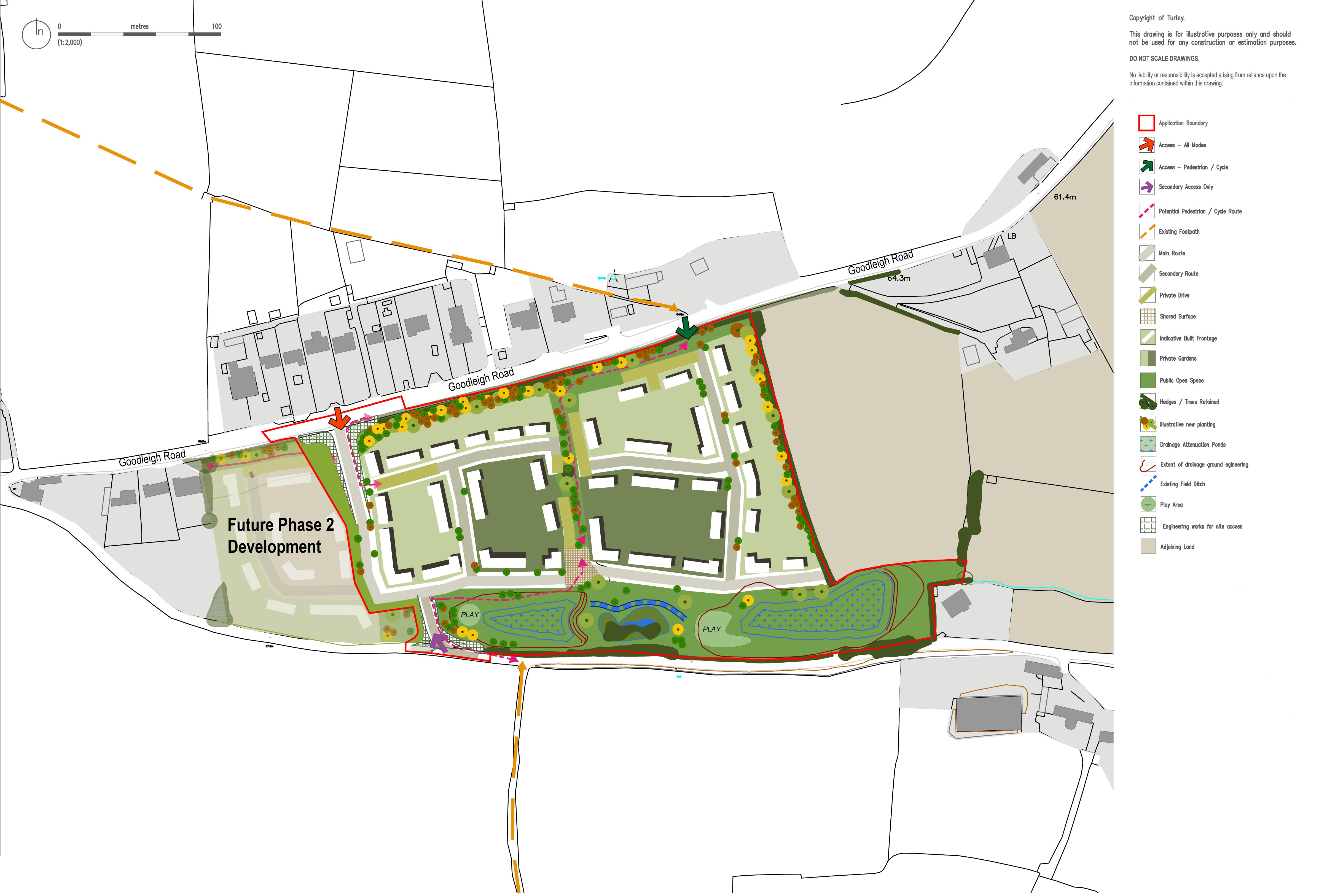 Goodleigh Road Concept Plan
