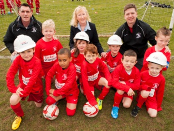 Borehamwood Youth FC sponsorship web