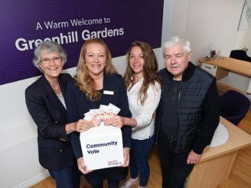 Greenhill Gardens News Story