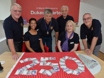 NEWS - TWST - Dukes Quarter