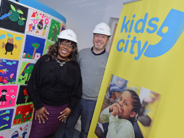 NEWS - TWST - Kids City donation