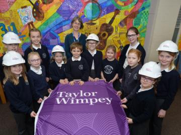 NEWS - TWST - St Wilfrids CofE Primary School