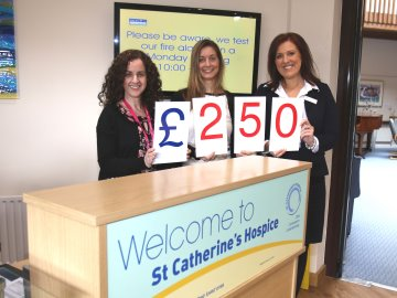 WEB  Taylor Wimpey  St Catherines Hospice