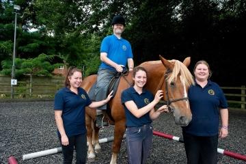 WEB - Leybourne Grange Riding Centre