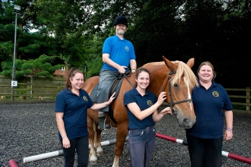 WEB - Leybourne Grange Riding Centre