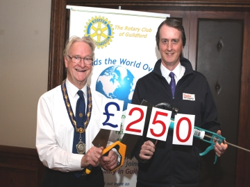 WEB Taylor Wimpey - donation to the Rotary Club of Guildford